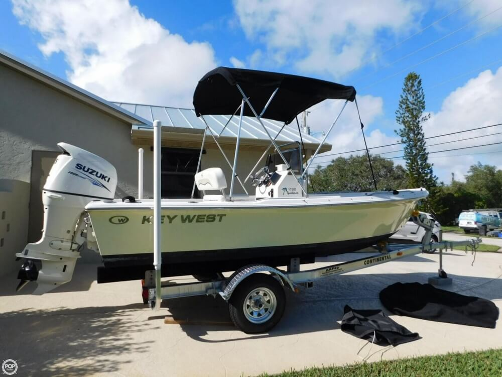 Key West 1720 Sportsman 2008 Key West 1720 Sportsman for sale in Palm City, FL