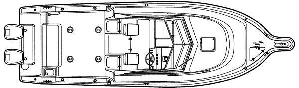 2870 - deck plan