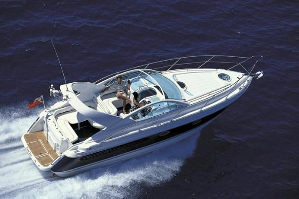 Fairline 34 Manufacturer Provided Image: Targa 34