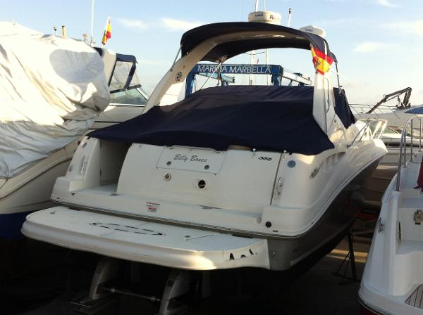Sea Ray 355 Sundancer BILLY BONES