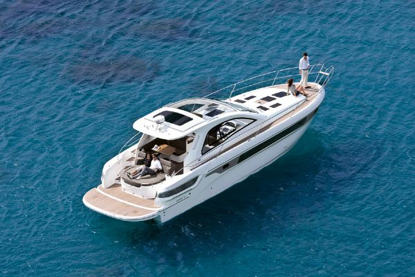 Bavaria Sport 44 HT Manufacturer Provided Image: Bavaria Sport 44 HT
