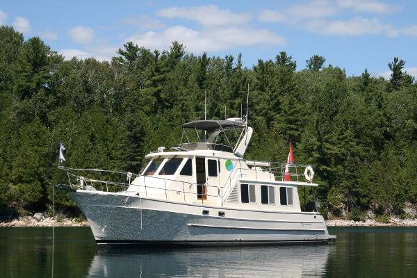 North Pacific 43' Pilothouse