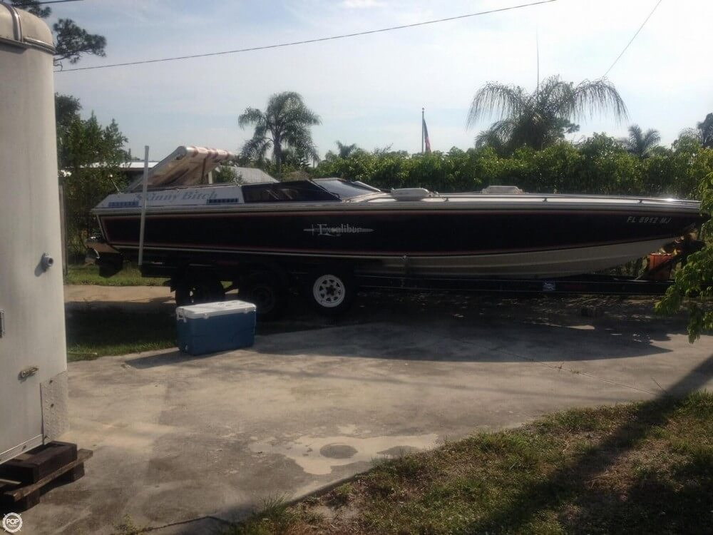 Excalibur Marine 27 1980 Excalibur 27 for sale in Stuart, FL