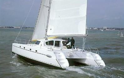 Fountaine Pajot Belize 43 Manufacturer Provided Image: Belize 43