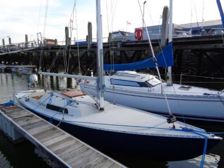 Nordic Folkboat .