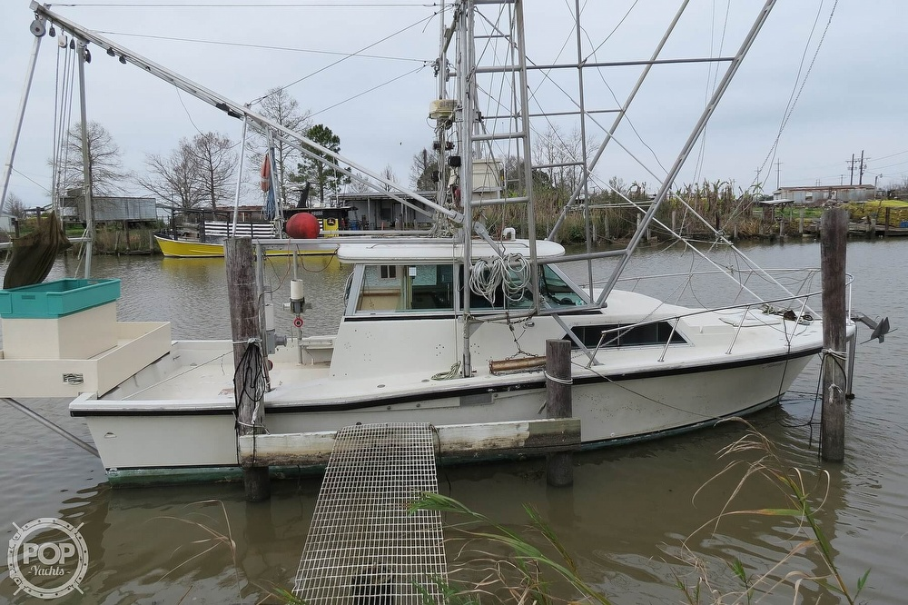 Stamas 33' Shrimp Conversion 1977 Stamas 33' Shrimp Conversion for sale in Franklin, LA