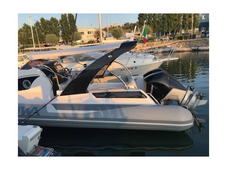 B.W.A Nautica BWA Premium 34