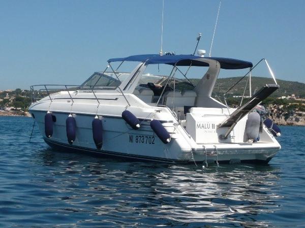Princess 366 Riviera Vue N° 6 de Malu II