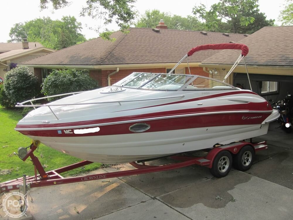 Crownline 230 CCR 2008 Crownline 230 CCR for sale in Saint Clair Shores, MI