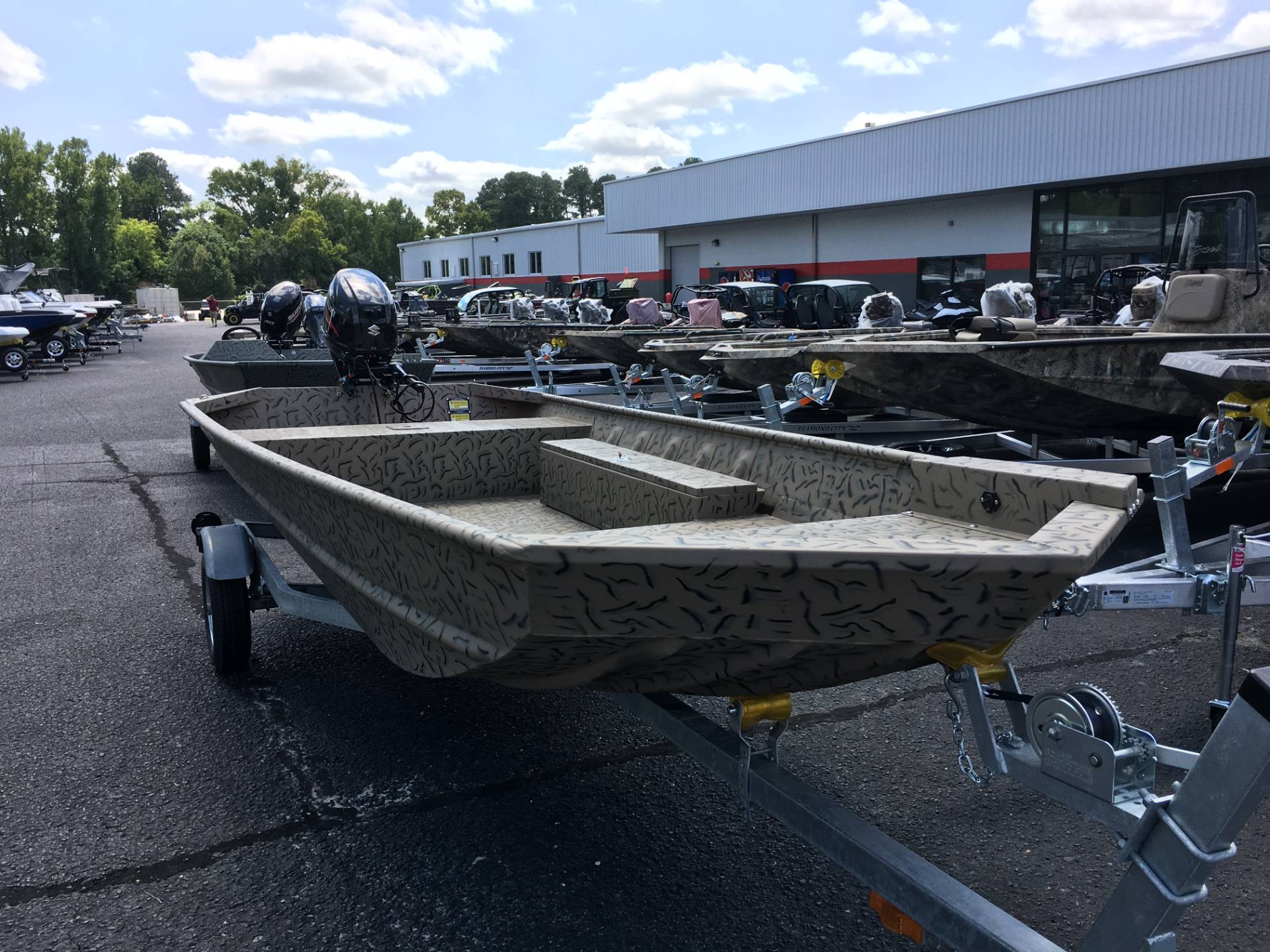Duck Boats For Sale >> Weldcraft 1652 Muv Duck Boats For Sale In United States Boats Com