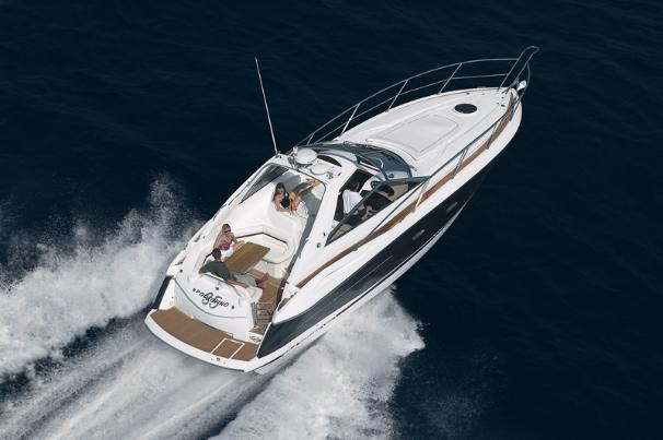 Sunseeker Portofino 35 Manufacturer Provided Image: Running