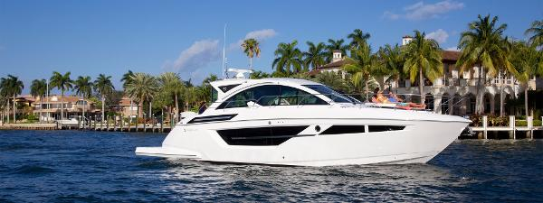 Cruisers 50 Cantius Starboard Side