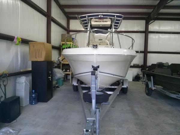 Sea Chaser 2400 CC
