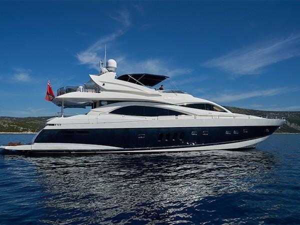 Sunseeker yacht kroatien boats