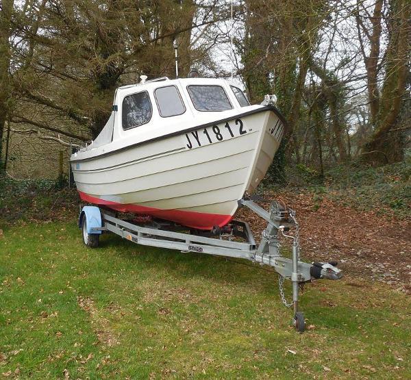 Orkney Boats 590 TT