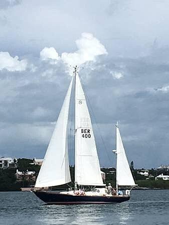 Hinckley Bermuda 40 MKIII 1985 Hinckley 40 for sale in St Georges,