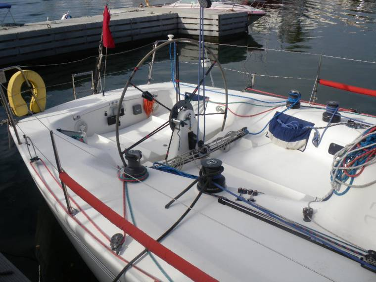 X-Yachts X  Yachts  IMX 38  se acepta barco