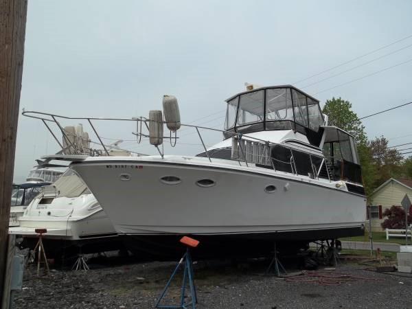 Symbol Yachts 39AC