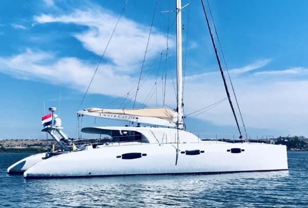 Catamaran Enmar Ambercat 210