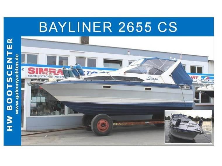 Bayliner BAYLINER 2655 CIERA SUNBRIDGE