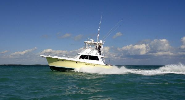 Hatteras 41 Convertible Cummins