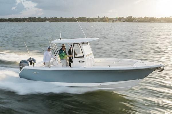 Sea Hunt Gamefish 27 Forward Seating Manufacturer Provided Image
