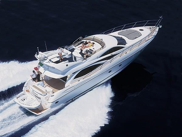 Sunseeker Manhattan 64 Manufacturer Provided Image