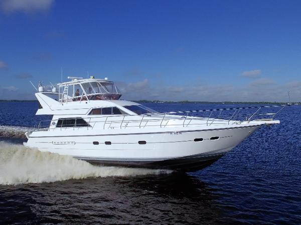 Neptunus 55 Flybridge Motor Yacht