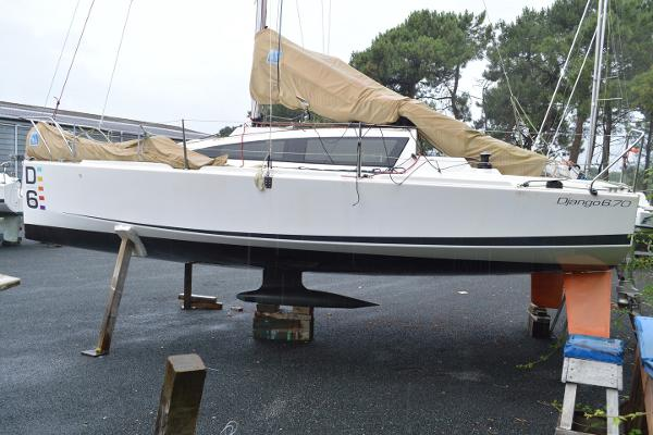 Maree Haute 6.70 Django 6.70 for sale