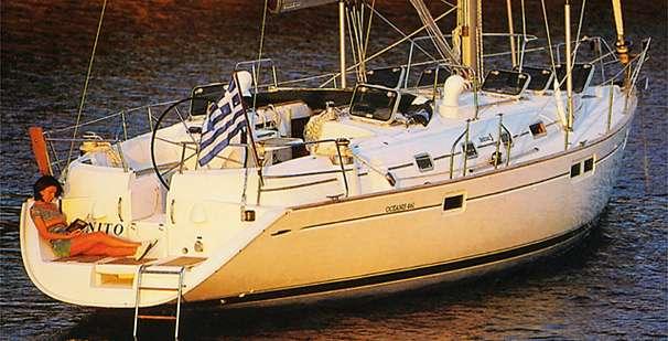 """Beneteau Oceanis 461 Beneteau 461 Oceanis """"sistership"""""""