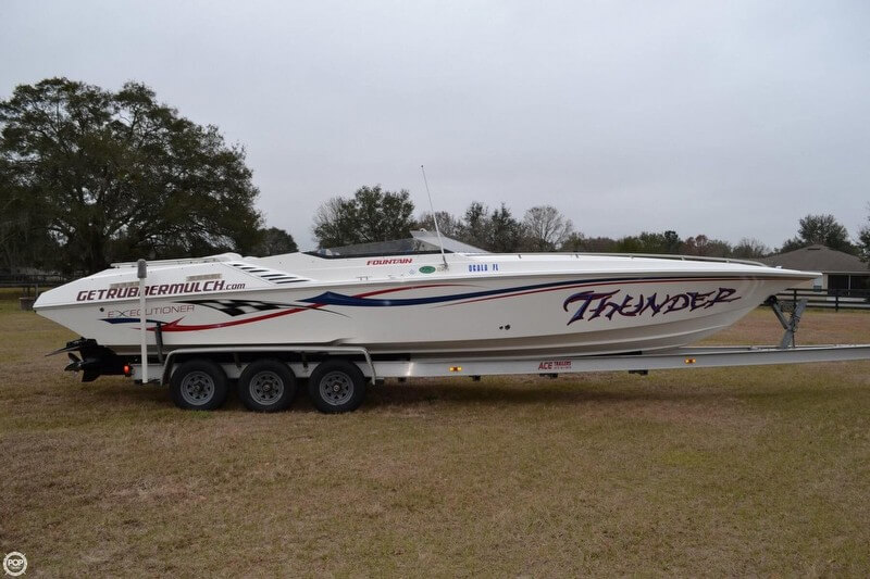 Fountain 35 Executioner 2003 Fountain 35 Executioner for sale in Ocala, FL