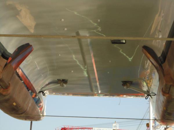 GreenCat 605 swingkeel
