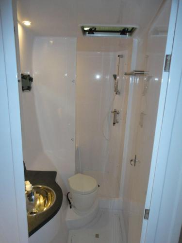 GreenCat 605 bathroom with separate shower