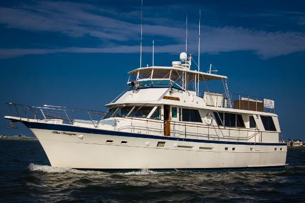 Hatteras 70 ft Motoryacht