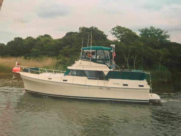 Mainship 36 Double Cabin DIESEL