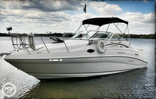 Rinker Fiesta V 266 1998 Rinker 26 for sale in Kingsland, GA
