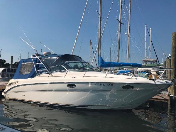 Sea Ray Amberjack 29