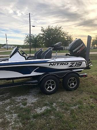 Nitro Z-19 2018 Nitro 19 for sale in Rhome, TX