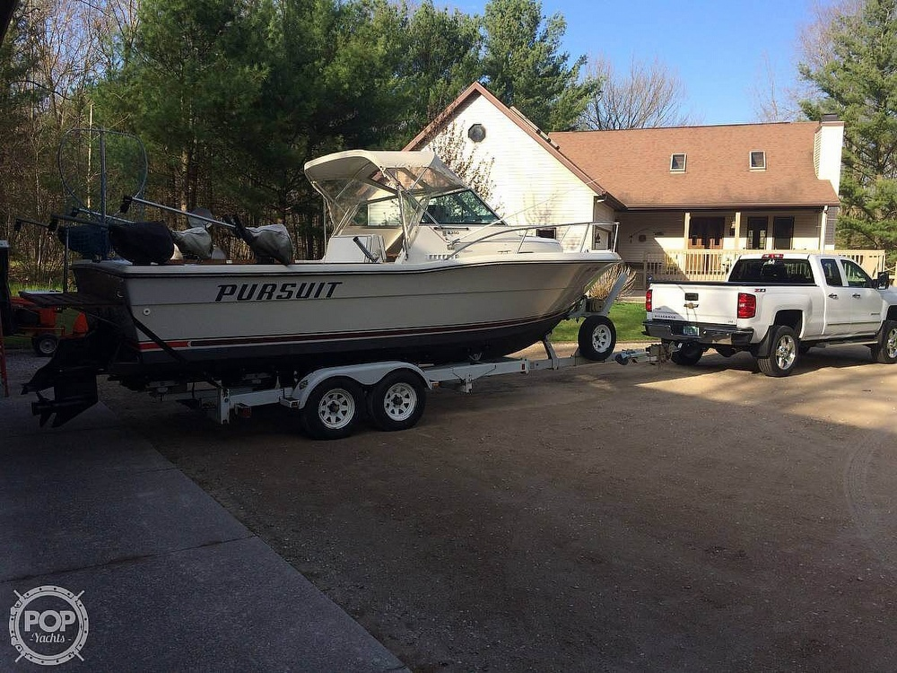 Pursuit 2350 S2 1989 Pursuit 23 for sale in Montague, MI