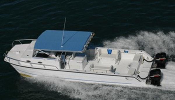 Twin Vee Ocean Cat/Weekender Sister Ship