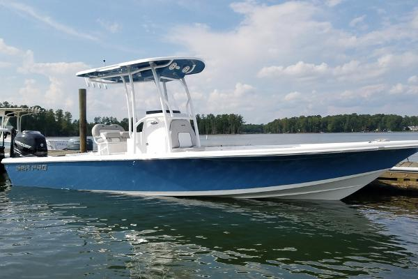 Sea-pro 248 Bay Manufacturer Provided Image