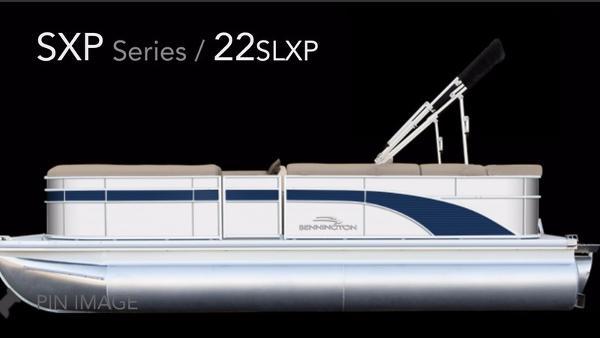 Bennington 22SLXP
