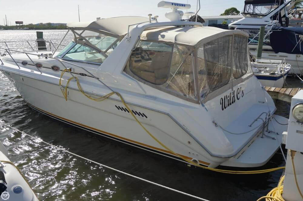 Sea Ray 370 Express Cruiser 1995 Sea Ray 370 Express Cruiser for sale in Saint Petersburg, FL