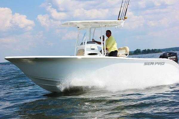 Sea-pro 219 Center Console Manufacturer Provided Image