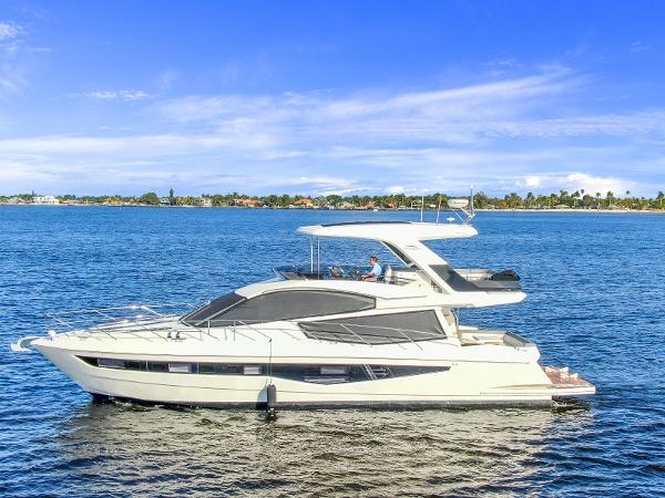 Galeon 550 Fly Profile