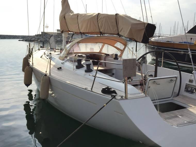 Comar Yachts Comet 51 Sport