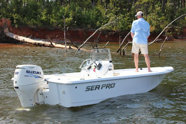 Sea Pro 172 Bay Manufacturer Provided Image