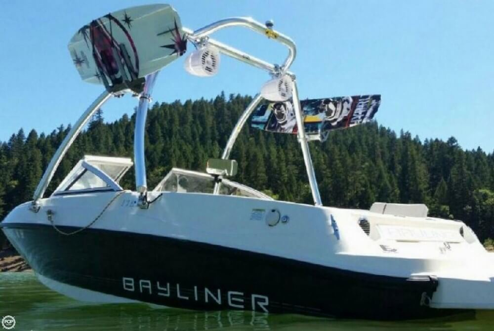 Bayliner 175 Bowrider 2012 Bayliner 175 FLIGHT SERIES for sale in White City, OR