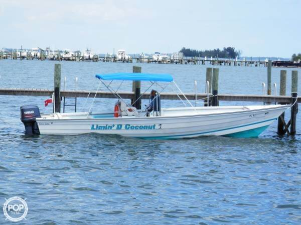 Bowen Marine Pirogue 2003 Bowen Marine Pirogue for sale in Sebastian, FL