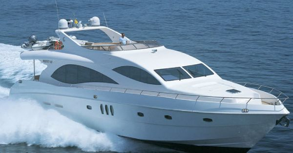Majesty Yachts Majesty 88